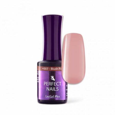 Gellack Plus #07 Blush pink 8ml - Perfect Nails