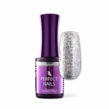 Gellack #E004 Hypnotic Silver 8ml - Perfect Nails