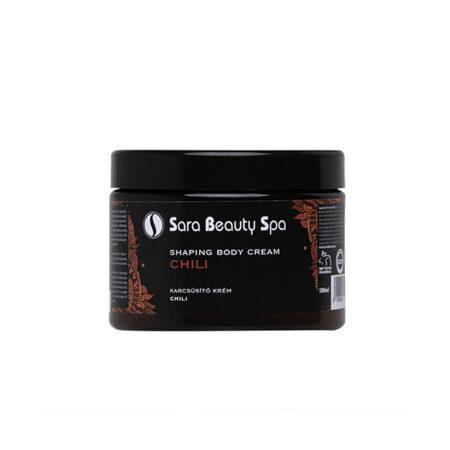 Shaping Body Cream 500ml - Chili