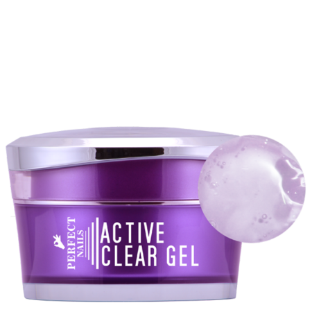 Active clear gel - Perfect Nails