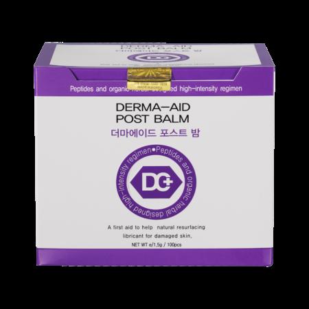 Derma-Aid Post Balm 1,5g + 100st