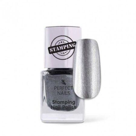 Stämpellack Silver #007 7ml - Perfect Nails