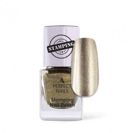 Stämpellack Guld #008 7ml - Perfect Nails
