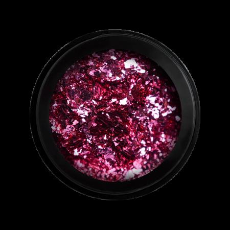 Metal chrome flakes - sugar baby pink - Perfect Nails