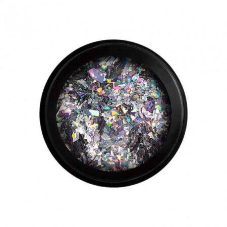 Wonder Flakes Silver - Perfect Nails