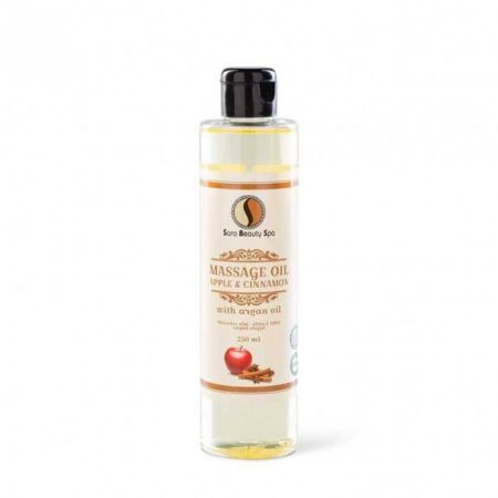 Massage oil apple & cinnamon