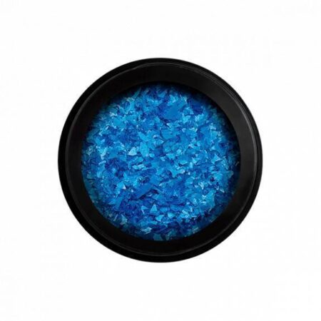 PNDMA05 Neon Flakes Blue