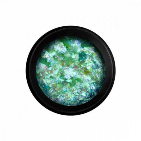 PNDPE019 Color Magic Flakes Green