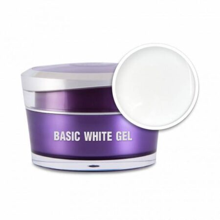 Basic White Gel 50g - Perfect Nails