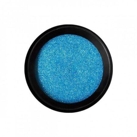 Chrome Powder veil- Pastel Blue - Perfect Nails
