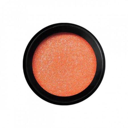 Chrome powder veil- Pastel Orange - Perfect Nails