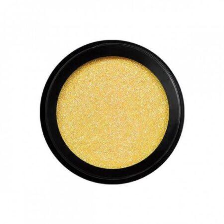 Chrome powder Veil- Pastel Yellow - Perfect Nails