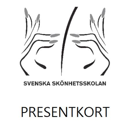 Presentkort Svenska skönhetsskolan