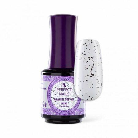 Top gel granite mini - Perfect Nails