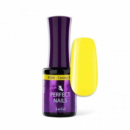 Gellack #206 Canary Bird- Perfect Nails
