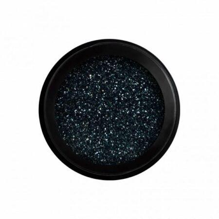 Glitter Powder Black - Perfect Nails