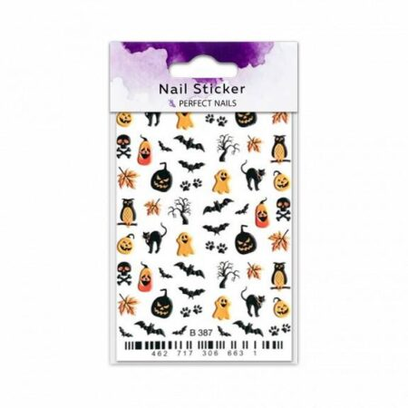 Nail stickers 3D halloween - Perfect Nails